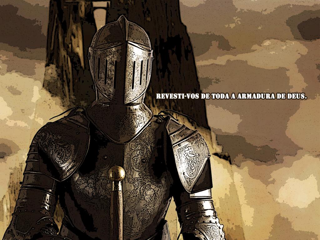 Revesti-vos de toda a armadura de Deus   Mais um café, por
